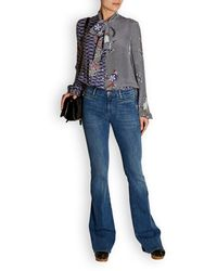 M.i.h Jeans M.i.h Jeans Marrakesh High Rise Jean - Blue