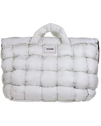 Vic Matié Bags.. White
