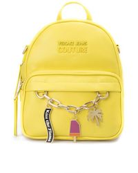 Versace Jeans Backpack - Yellow