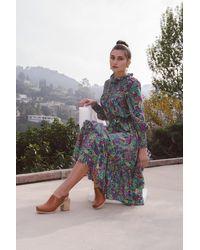 Kristinit Love Dress - Blue