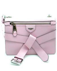Moschino Cross Body Bag In Pink