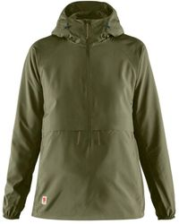 Fjallraven Fjallraven Womens High Coast Lite Anorak Green
