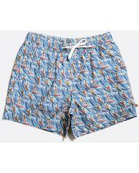 Far Afield Swimwear Faf .slipstrea N/a.slipstrea - Blue