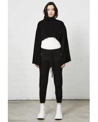 Thom Krom Thom/krom Aw21 W S 187 Shirt/pullover - Black