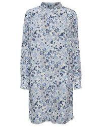 Part Two Addie Tunic Dress - Blue