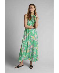 Numph Nuchana Orchid Dress - Green