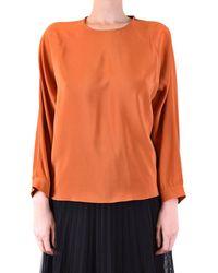 Max Mara Studio Shirt - Orange