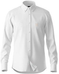 BOSS by Hugo Boss Boss Mabsoot_1 Shirt , Colour:white