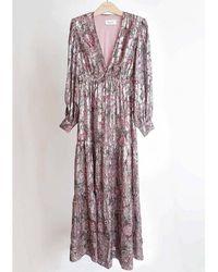 Berenice Rym Midnight Dress - Pink