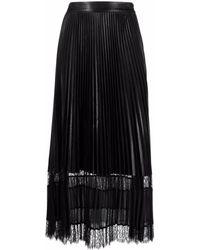 Twin Set Skirts - Black