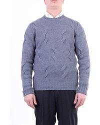 Gran Sasso Knitwear Crewneck - Gray