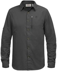 Fjallraven Fjallraven Abisko Hike Shirt - Grey