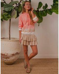 Honorine Sand Pixie Skirt - Multicolour