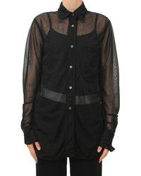 Jucca C Shirt Pocket Nylon - Black