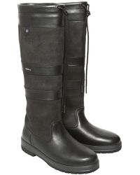 Dubarry Galway Leather Boots - Brown
