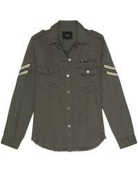 Rails - Conrad Shirt - Olive Military - Lyst