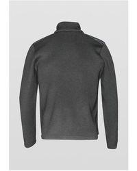 Antony Morato Contrast Sleeve Bomber Jacket Colour: , - Black