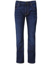 Armani Armani J45 Regular Fit Jeans - Blue