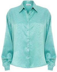 Paolita Mint Fonda Shirt - Green