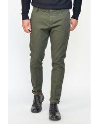 Dondup Gaubert Trousers - Green
