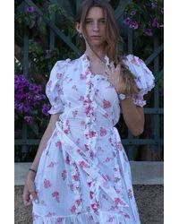 Evi Grintela Mansour Dress - White