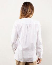 Bagutta Shirt Seraph Cotton - White