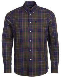 Barbour Classic Tartan 6 Shirt - Green