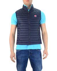 Colmar Down Jacket Vest - Blue