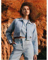 Dickies   Kiester Jacket   Fog - Blue