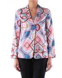 Maliparmi Jackets Blazer Women Multicolour