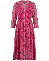 POM Amsterdam Strawberry Dress - Pink
