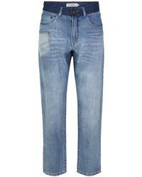 Munthe Reeta Indigo Jeans - Blue
