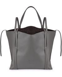 Hill & Friends The Hepworth Tote - Grey