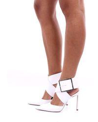 Schutz Heeled Shoes Decolletãƒâ ̈ Women White