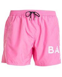 Balmain Swimwear - Pink