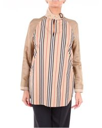 Burberry Shirts Classic Women Fantasy - Pink