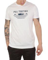 Brooksfield Cotton T-shirt - White