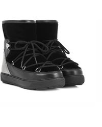 Moncler Stephanie Ankle Boots - Black