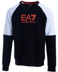 EA7 Sweaters - Black