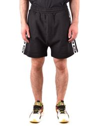 McQ Shorts In Black