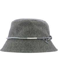 Ruslan Baginskiy Bct030wpsnrwrb Other Materials Hat - Grey