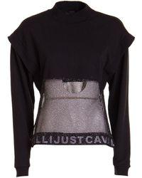 Just Cavalli Sweater - Black