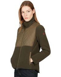 Aigle Ladies Polarfield Fleece - Green