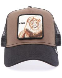 Goorin Bros Men's 1012747brown Brown Polyester Hat