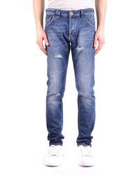 Philipp Plein Denim Jeans - Blue