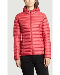 J.O.T.T Cloé Padded Jacket Raspberry Just Over The Top - Pink
