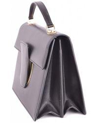 Ferragamo - Cross Body Bag In Black - Lyst