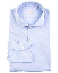 Xacus Shirt Blue - Green