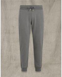 Belstaff Cuffed Joggers - Grey