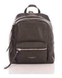 Gianni Chiarini Backpack Leather - Black